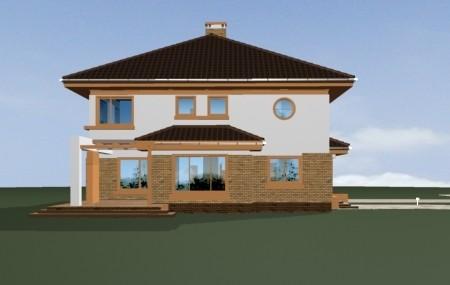 Animacja - projekt domu Słodki