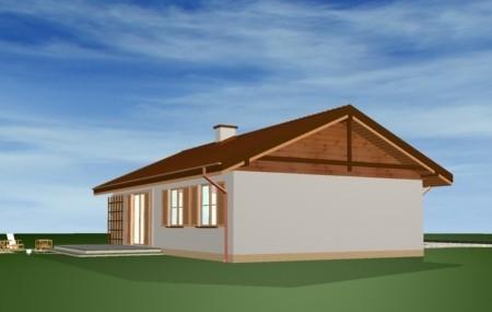 Animacja - projekt domu Słoneczny
