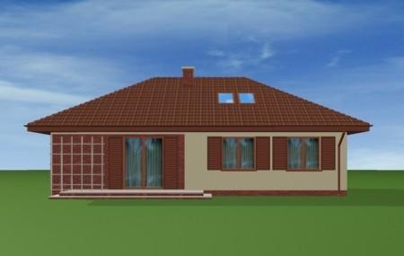 Animacja - projekt domu Dominik
