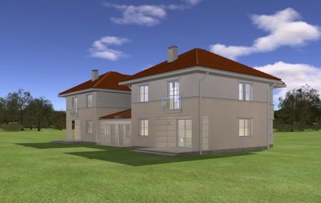 Animacja - projekt domu Ametyst 2