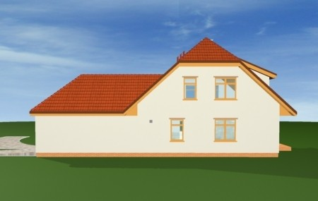 Animacja - projekt domu Solidny