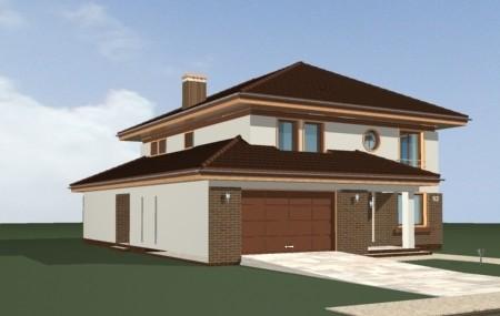 Animacja - projekt domu Sonet