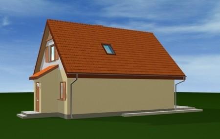 Animacja - projekt domu Smyk
