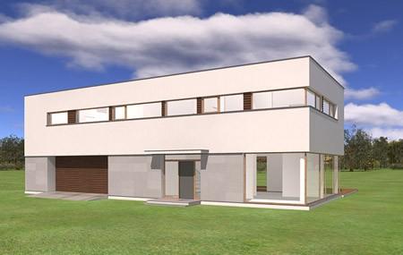 Animacja - projekt domu Vertigo