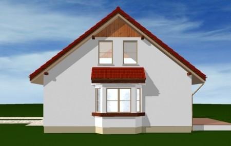 Animacja - projekt domu Zgrabny