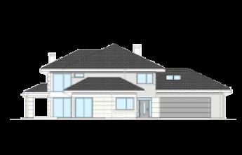 Dom z widokiem 3 wariant Ł