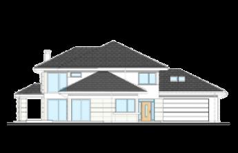 Dom z widokiem 3 wariant B