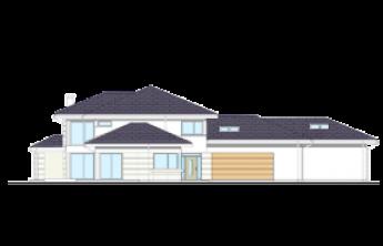 Dom z widokiem 3 wariant M