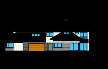 Dom z widokiem wariant F