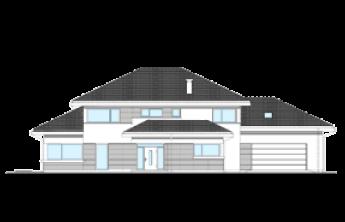 Dom z widokiem wariant M