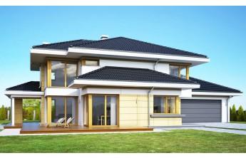 Dom z widokiem 3 wariant G