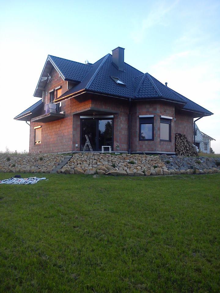 Realizacja domu Agatka