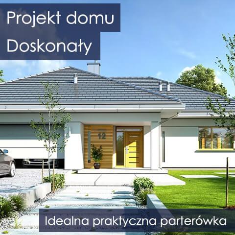 Projekt domu Doskonały