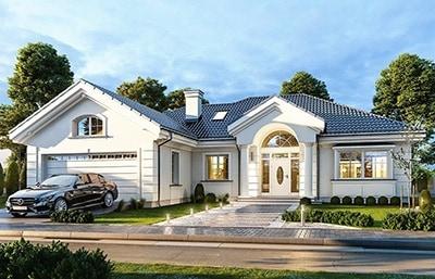 Charakterystyczne elementy stylowych budynków