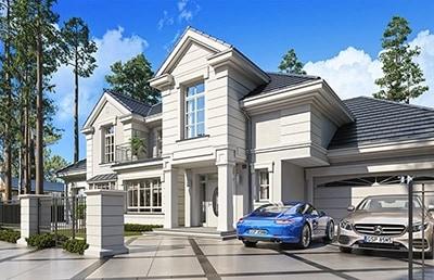 Najważniejsze zalety projektów domów stylowych