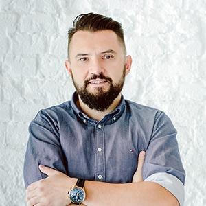 Robert Gruczek - projektant