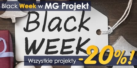 Black Week w MGPROJEKT