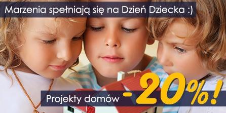 Promocja na Dzień Dziecka w MGPROJEKT!