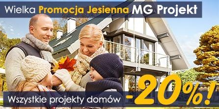 Promocja Jesienna w MGPROJEKT