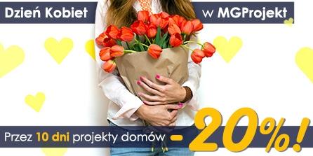 Promocja Walentynkowa w MGPROJEKT