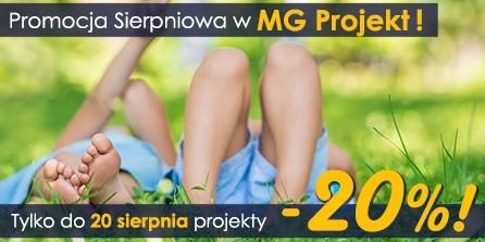 Promocja Sierpniowa w MGPROJEKT!