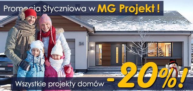 Promocja Styczniowa MGProjekt