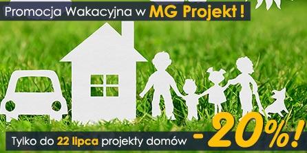 Promocja Wakacyjna w MGPROJEKT!