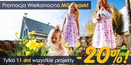 Promocja Wielkanocna w MGPROJEKT!
